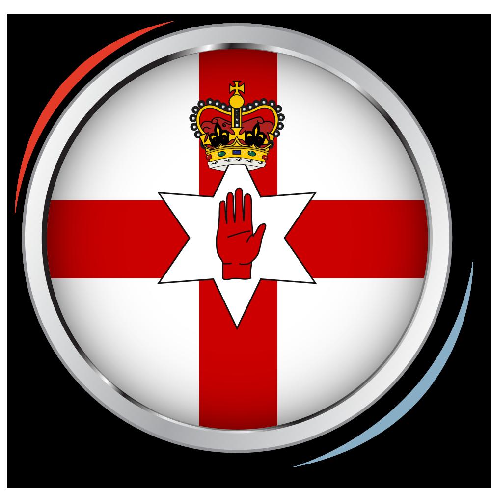Bendera Irlandia Utara